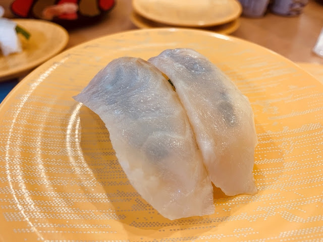 軟絲(IKA)握壽司