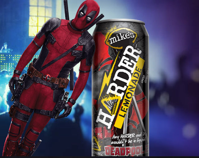 Deadpool and mike's HARDER