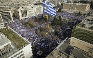 Συλλαλητήριο: Το λάθος των διοργανωτών και η κυβερνητική προπαγάνδα