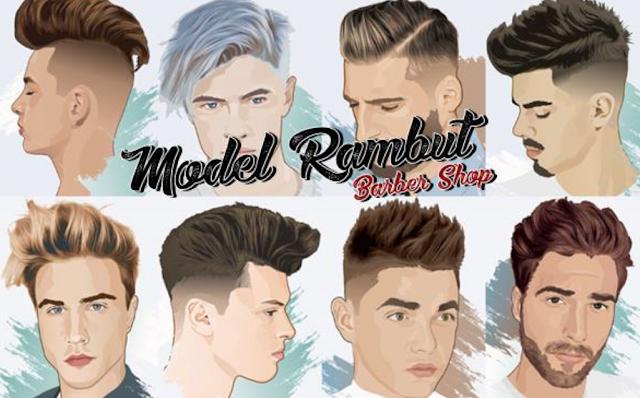 model rambut barbershop