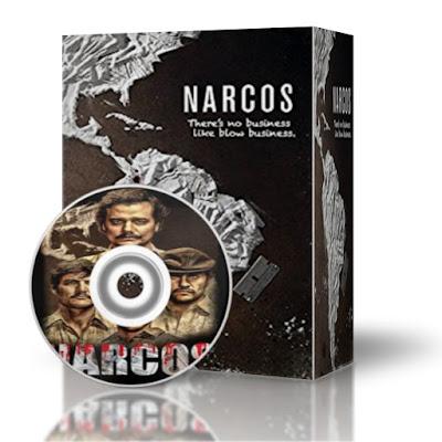Narcos (Serie Temporada 2 de TV) 2016 Mkv-Web-720p-Ingles Subtitulos Español
