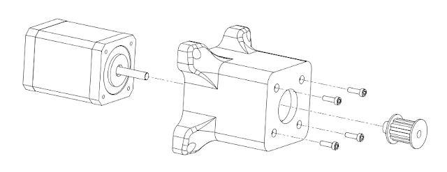 Ingenio Triana Brazo Robot