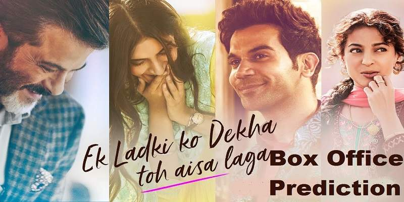 Ek Ladki Ko Dekha Toh Aisa Laga Box Office Prediction Poster