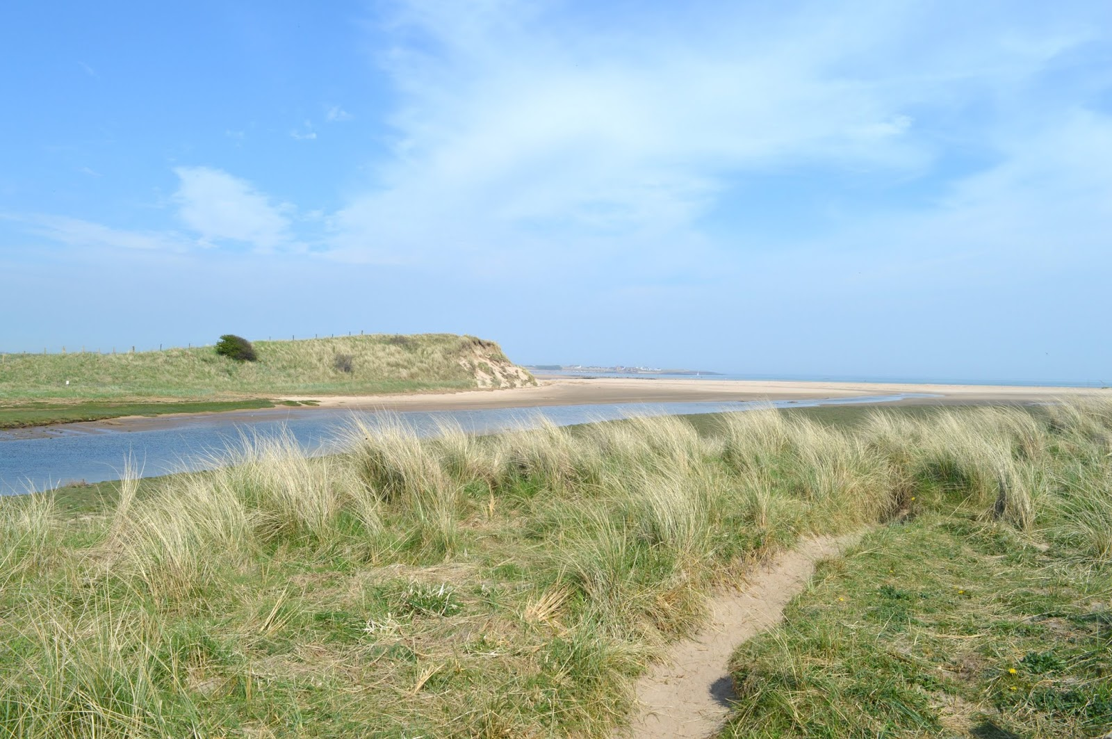 Northumberland Coastal Route - Low Newton