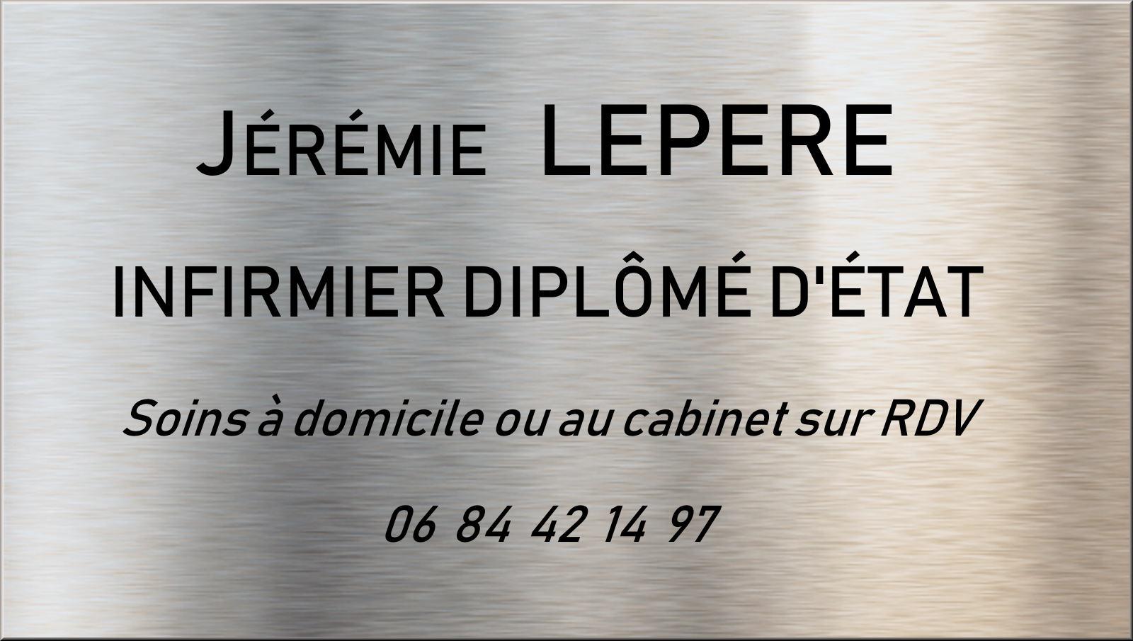 Tourcoing Infirmiers, infirmières - Jérémie Lepère