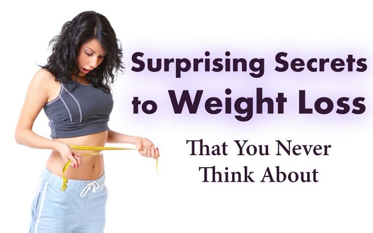secret weight loss food