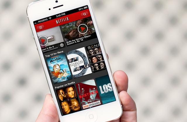 توقف Netflix عن تقديم اشتراكات داخل التطبيق للعملاء الجدد والعائدين على iOS