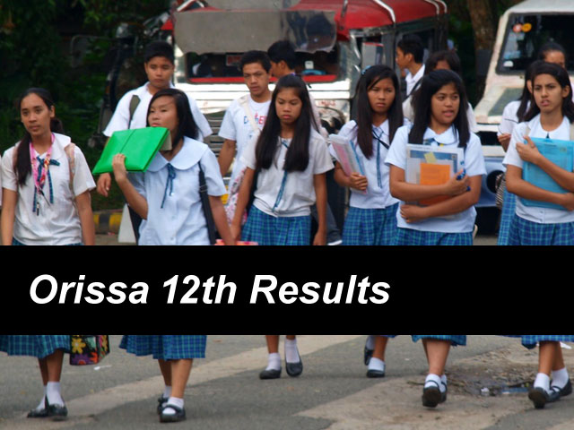 Orissa 12th CHSE Result 2018 Odisha Board HSC Result To Be Declared