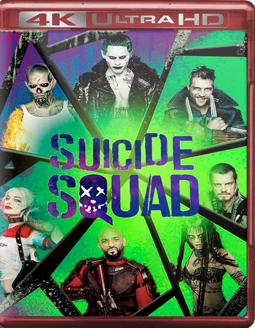 Suicide Squad [2016] [UHD] [2160p] [Latino – Castellano]
