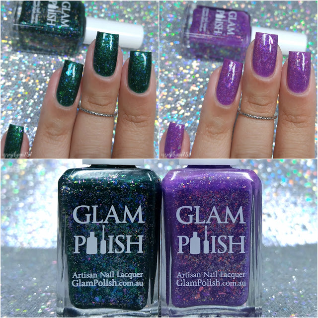 Glam Polish - May Iconic Duo - Fan Group Exclusives