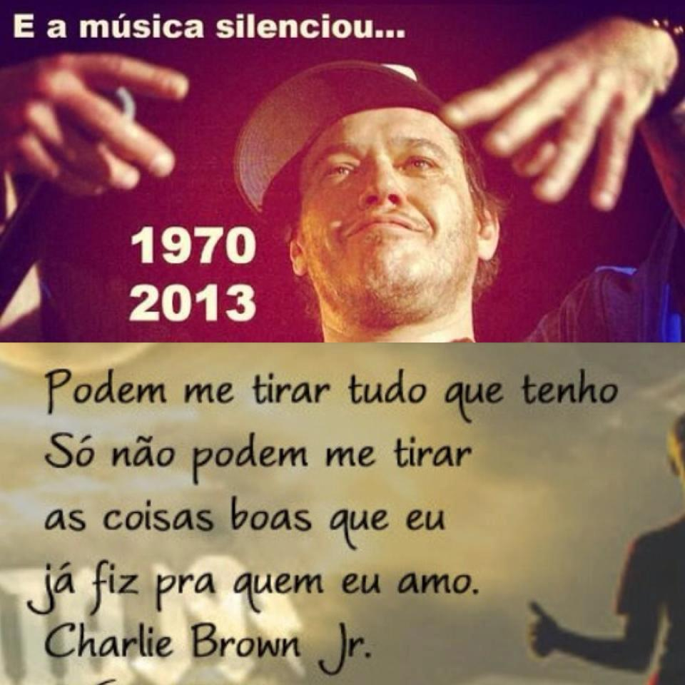 Frases Do Chorão Do Charlie Brown Jr