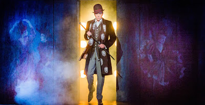 William Dazeley as Don Giovanni in Alessandro Talevi's production at Opera North