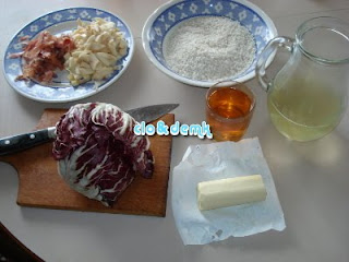 Risotto al fumo ingredienti