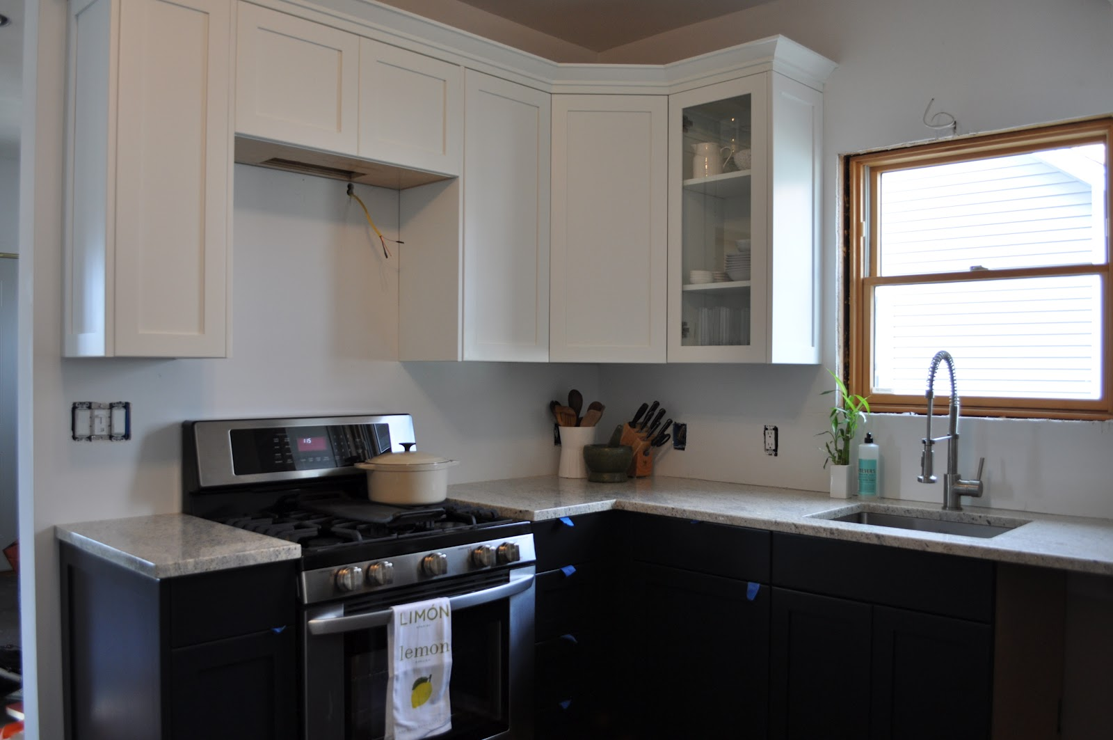 How Do You Replace A Kitchen Faucet Mixing Metals Swoon Interiors
