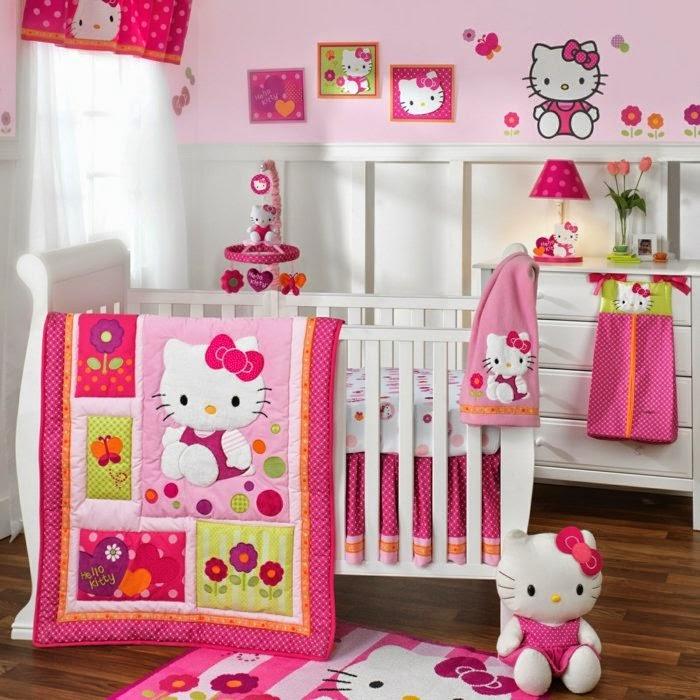 cuarto bebé decoración