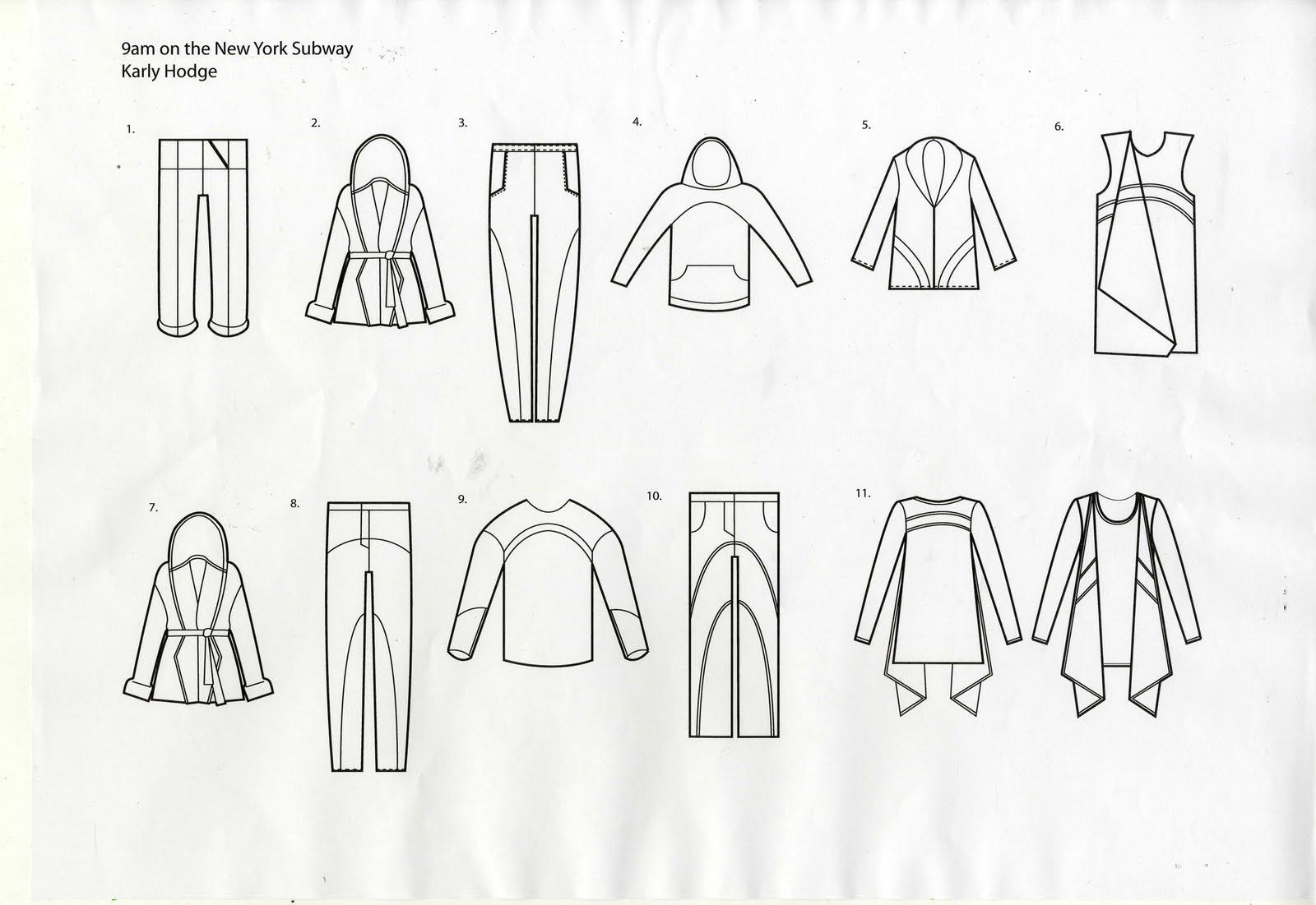 LSAD fashion graduates: Karly Hodge