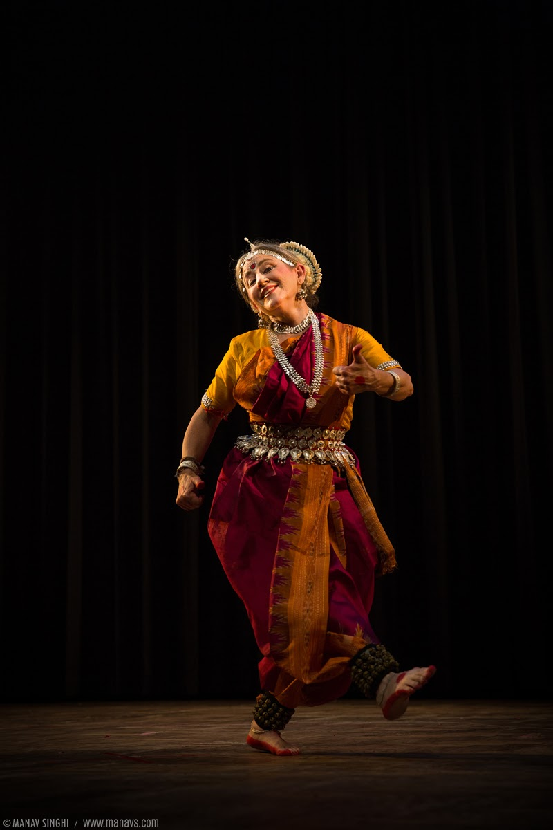 """Archana Puri"" Odissi Dance by American Odissi Dancer Melissa Sproul Singh (Parvati)"
