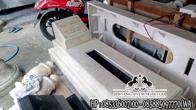 Makam Dari Marmer, Kijing Marmer Tulungagung, Kuburan Batu Marmer