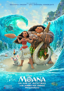 Review Moana Um Mar de Aventuras