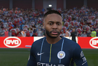 FIFA 16 Faces Raheem Sterling by Jahfooty82