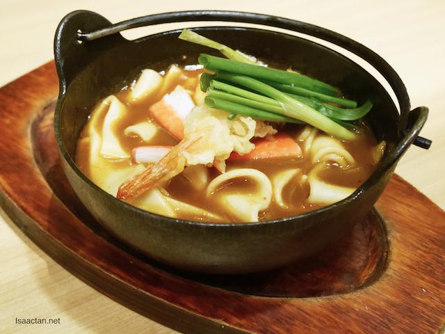 Curry Kiryu Udon - RM13.90