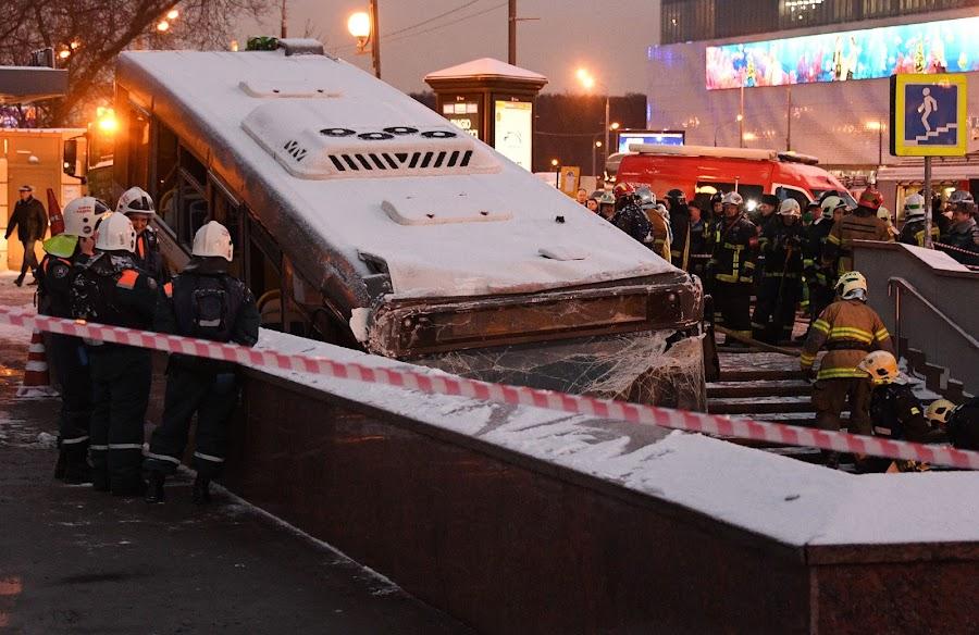 Руководители «Мострансавто» бесконтрольно допускали автобусы к перевозке пассажиров