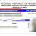 Just In : How To Check Your INEC Voters Card Registration Status Online