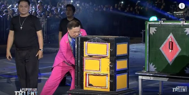 Rico The Magician Once Again Stuns The PGT Judges With His Mind-blowing Performance On The Semi-finals!