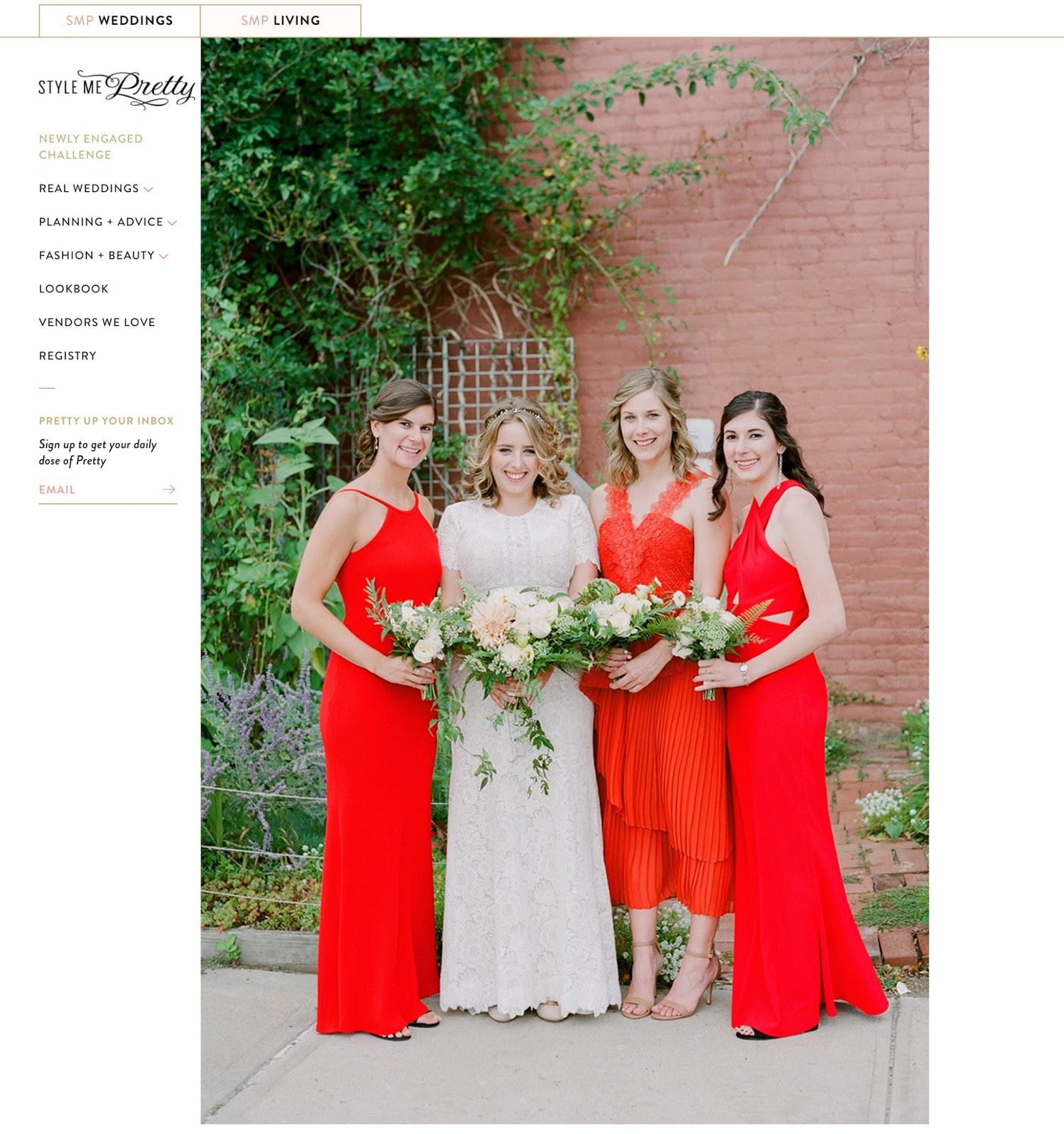 501 Union Wedding Photos