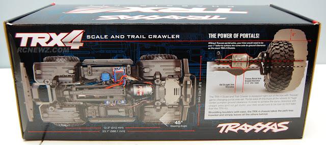 Traxxas TRX-4 Box