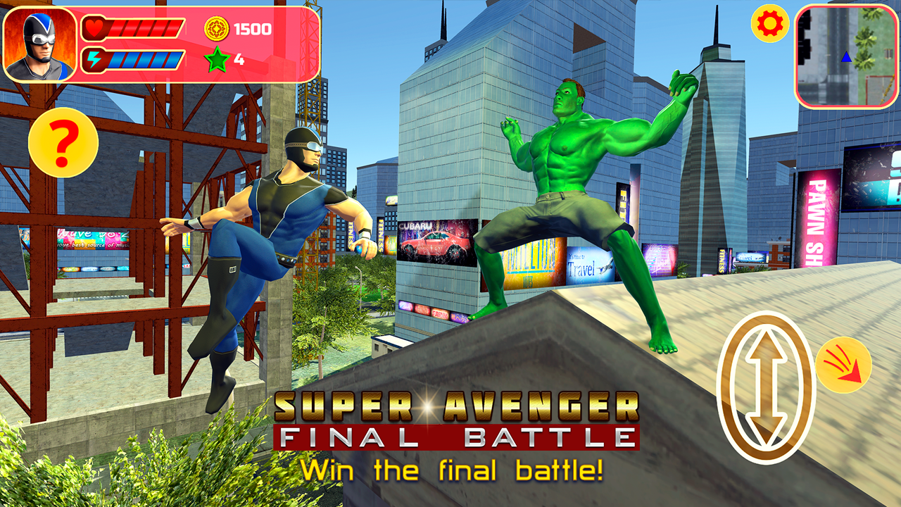 Super Avenger: Final Battle MOD APK v4.0.0 (Unlimited ...