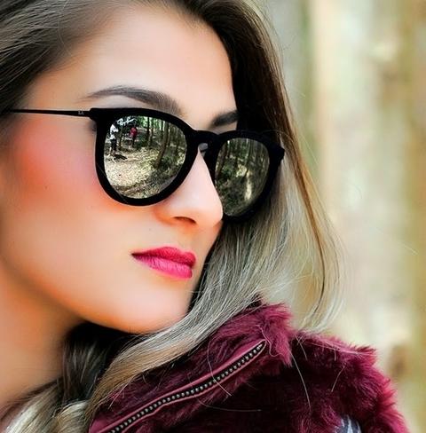 f41a5a6b750e8 ... mulheres arrasarmos no verão 2016.Eu selecionei modelos como Óculos  Gatinho