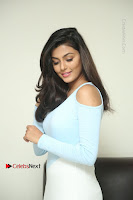 Anisha Ambrose Latest Pos Skirt at Fashion Designer Son of Ladies Tailor Movie Interview .COM 0637.JPG