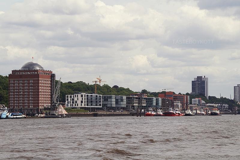 Hamburg entdecken! {Hamburg Elbe Stadt Hafen Hafenrundfahrt Sommer}