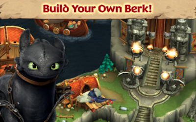 Rise of Berk v1.26.4 Apk Android