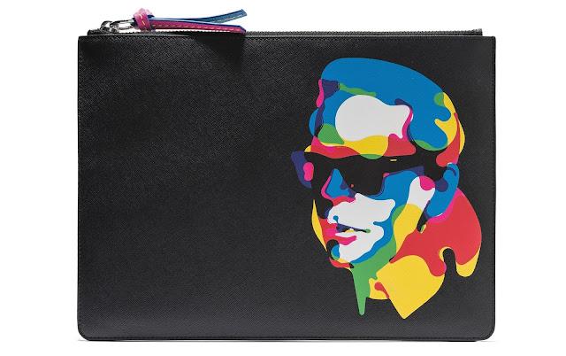 Lagerfeld lança coleção cápsula com Steven Wilson
