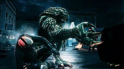 Un'immagine di gioco di Resident Evil: Operation Raccoon City