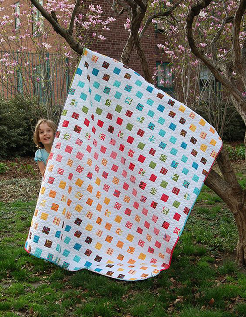 The Modern Workshop Quilt - Free Pattern