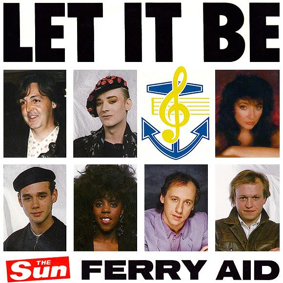 La chanson <i>Let It Be</i> a aidé les victimes du <i>Herald of Free Enterprise</i>