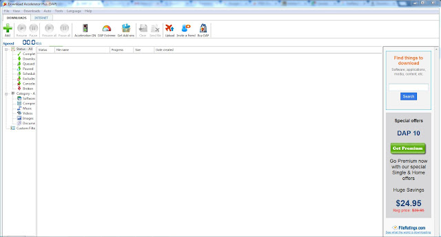 DAP - Download Accelerator Plus Free Download