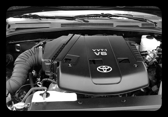 Toyota Innova 2016 Engine