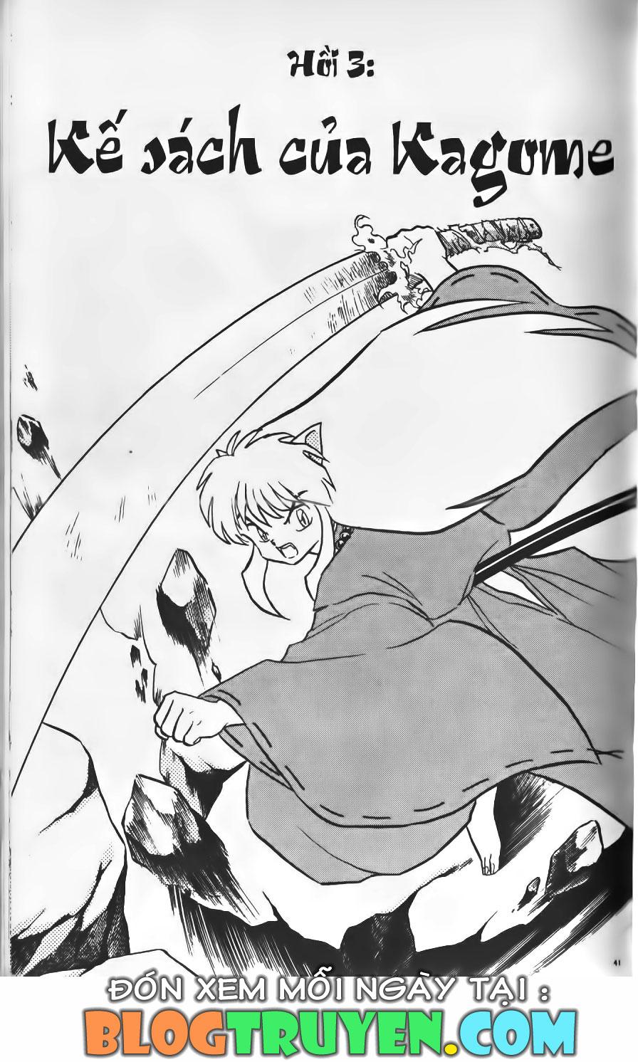 Inuyasha vol 04.3 trang 2