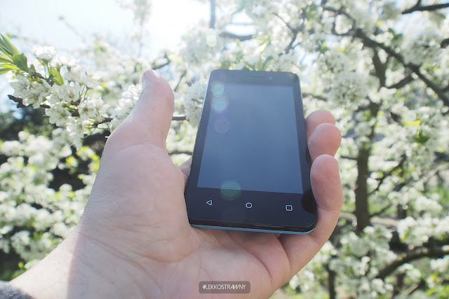 Tani smartfon z Biedronki - My Phone C-Smart Pix