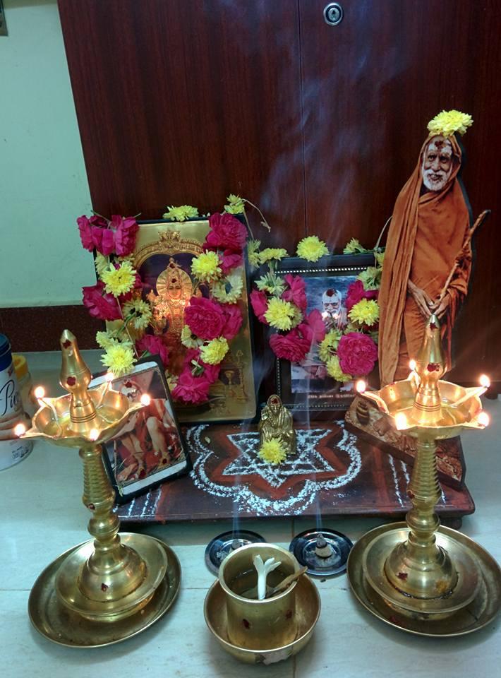 Shankara!: Mahaperiyava and Pudhu Periyava Ashtothram