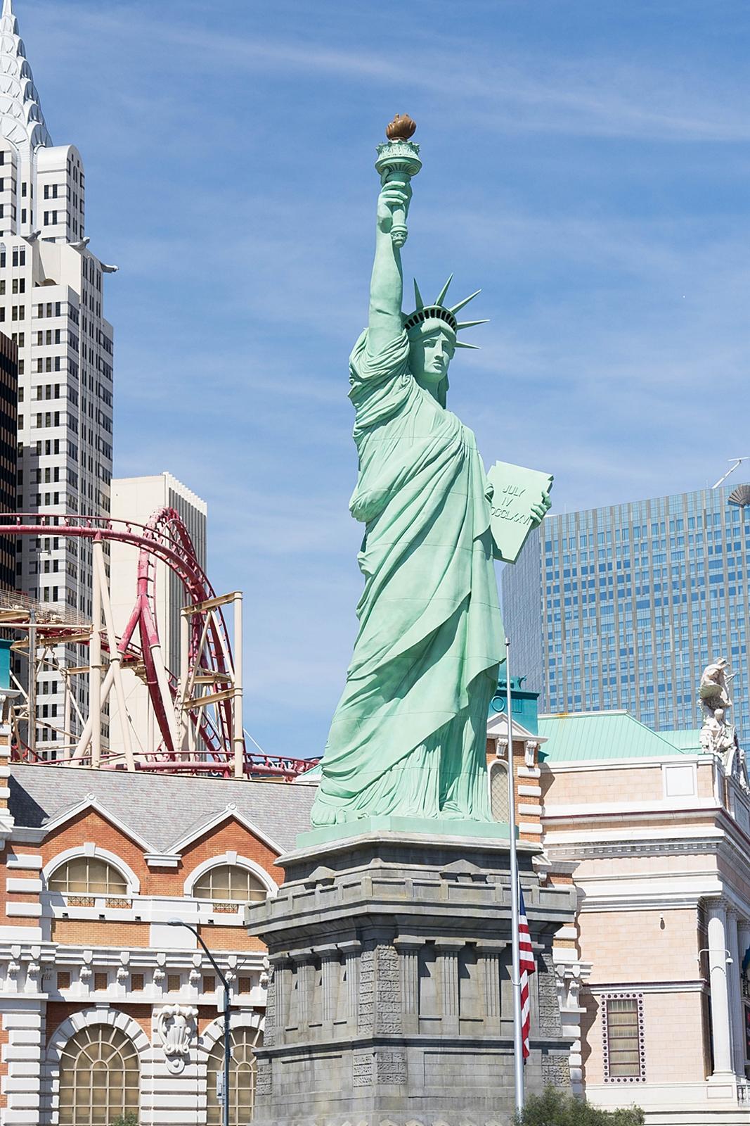 Freiheitsstatue Las Vegas