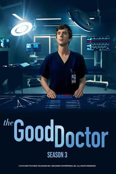 capa The Good Doctor 3ª Temporada