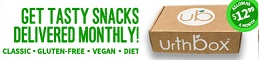 UrthBox Healthy Snack Subscription Box | Organic & Non-GMO | Gluten-Free, Vegan or Diet - Monthly Delivery