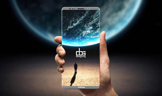 New Galaxy Note 8 features