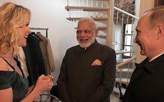 megyn kelly ask's indian PM Modi.....!