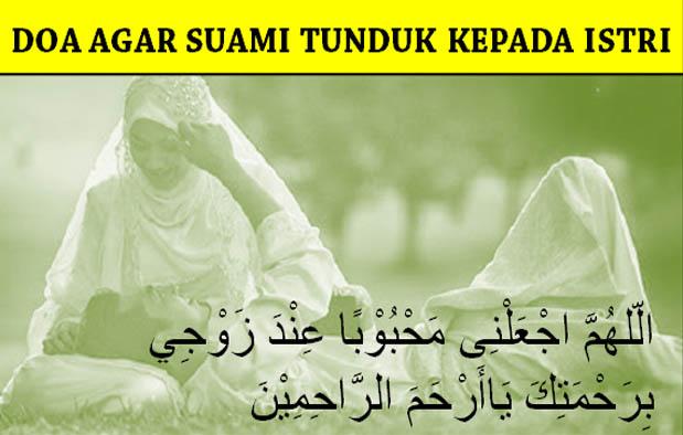 Agar Suami Tidak Bertindak Seenaknya Sendiri Ini Doa Agar Suami Tunduk Kepada Istri